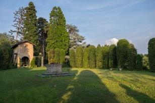 Roccolo Croquet lawn