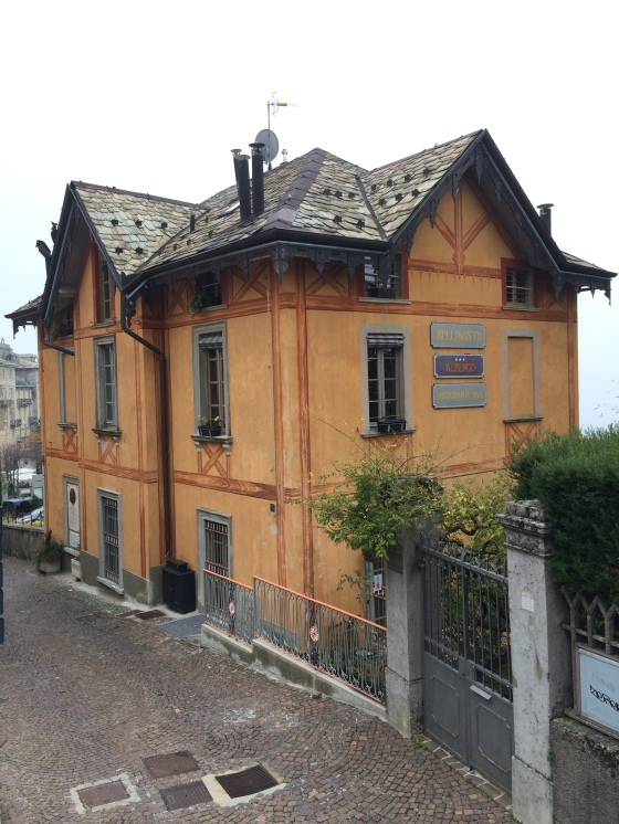 House in Brunate