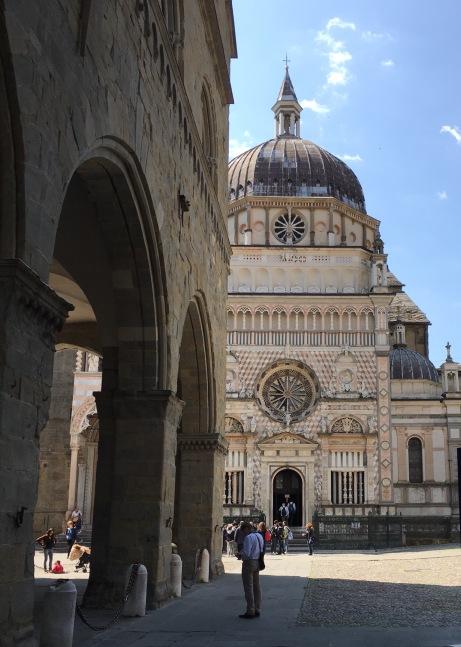 Cappella Colleoni in Bergamo