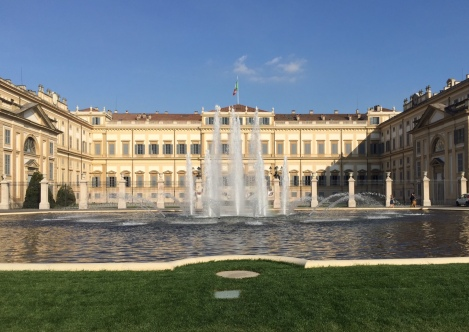Villa Reale in Monza