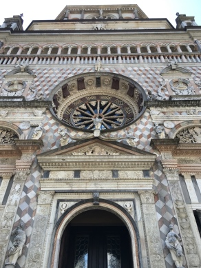 North portal of the Santa Maria Maggiore church