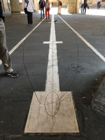Elaborate and fascinating sundial